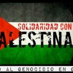 UGT, CCOO y organizaciones sociales y políticas presentan un manifiesto para exigir el fin del genocidio en Gaza