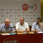 UGT reclama a Adif diálogo para llegar a solucionar los problemas pendientes