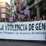 UGT CyL participó ayer en la Concentración para rechazar las declaraciones del Alcalde de Valladolid