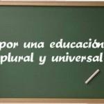 Una ley retrógrada y segregadora que hipoteca el futuro de la educación pública en nuestro país