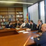 Prieto pide el mantenimiento de la provisión de productos de Castilla y León
