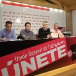 UGTCyL exige una garantía para que los convenios no decaigan