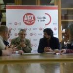 IUCyL coincide con el UGT Castilla y León en el diagnóstico y en las soluciones para nuestra Comunidad
