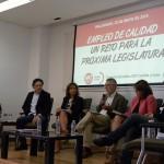 UGTCyL reúne a los partidos políticos para debatir sobre empleo