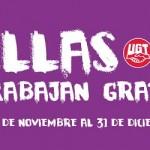 Las mujeres en Castilla y León trabajan una media de 35 días al año gratis, a partir del 27 de noviembre, en comparación con los hombres