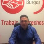 Pablo Dionisio Fraile, nuevo Secretario Provincial de UGT Burgos